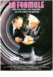 Affiche du film La Formule
