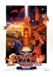 L'affiche du film Taram et le chaudron magique