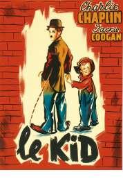 L'affiche du film Le Kid