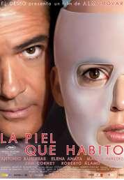 L'affiche du film La Piel que Habito