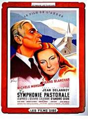 Affiche du film La symphonie pastorale
