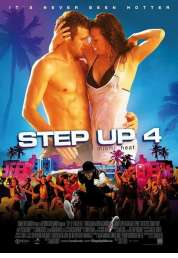 Affiche du film Sexy Dance 4