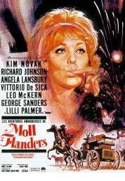 Affiche du film Les aventures amoureuses de Moll Flanders