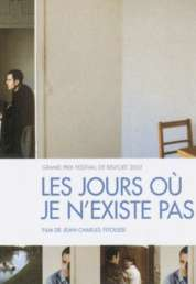 Affiche du film Les jours où je n'existe pas