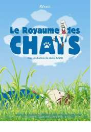 Affiche du film Le royaume des chats