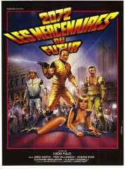 Affiche du film 2072 les Mercenaires du Futur