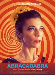 L'affiche du film Abracadabra