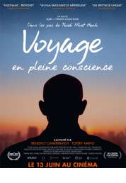 L'affiche du film Voyage en pleine conscience