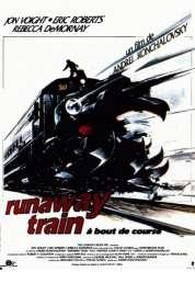 Affiche du film Runaway train
