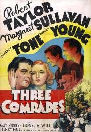 Affiche du film Trois Camarades