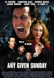 Affiche du film L'enfer du dimanche