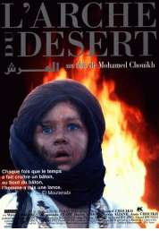Affiche du film L'arche du désert
