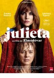 L'affiche du film Julieta