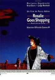 Affiche du film Rosalie fait ses courses