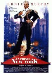 Affiche du film Un Prince a New York