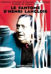 Affiche du film Le fantôme d'Henri Langlois