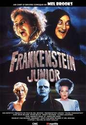 Affiche du film Frankenstein junior
