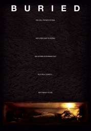 Affiche du film Buried