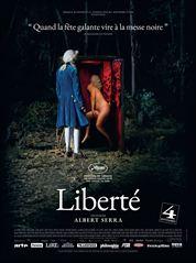 L'affiche du film Liberté