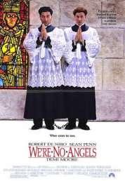 Affiche du film Nous ne sommes pas des anges