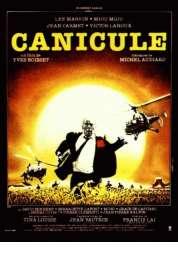 L'affiche du film Canicule