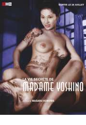Affiche du film La Vie secrète de Madame Yoshino
