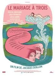 Affiche du film Le Mariage à trois