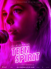 L'affiche du film Teen Spirit