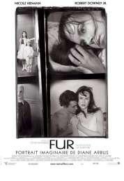 Affiche du film Fur : un portrait imaginaire de Diane Arbus