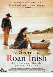 Affiche du film Le secret de Roan Inish