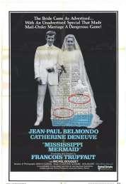 Affiche du film La sirène du Mississipi