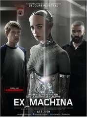 L'affiche du film Ex Machina