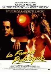 Affiche du film La Femme Publique