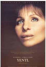 L'affiche du film Yentl