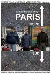 Affiche du film Paris nord-sud