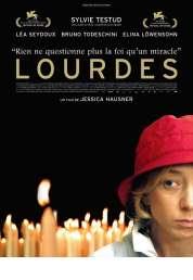Affiche du film Lourdes