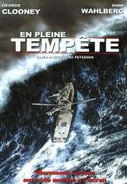 Affiche du film En pleine tempête