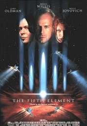 Affiche du film Le Cinquième Elément