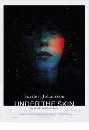 L'affiche du film Under the skin