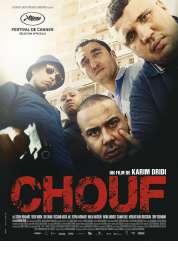 L'affiche du film Chouf