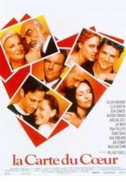 Affiche du film La carte du coeur