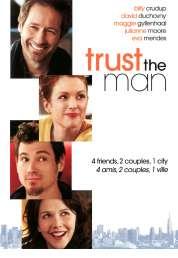 Affiche du film Trust the man