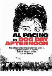 Affiche du film Un après-midi de chien