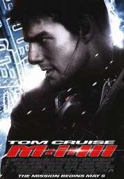 Affiche du film Mission : impossible 3