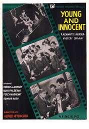 Affiche du film Jeune et innocent