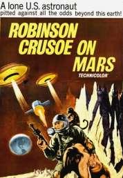 Affiche du film Robinson Crusoe Sur Mars