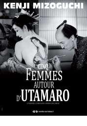 Cinq femmes autour d\'Utamaro