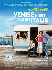 L'affiche du film Venise n'est pas en Italie