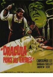Affiche du film Dracula, prince des ténèbres