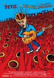 L'affiche du film The Devil and Daniel Johnston